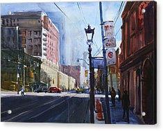 Urban_1 Acrylic Print