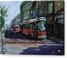 Urban_2 Acrylic Print