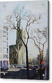 Urban_3 Acrylic Print