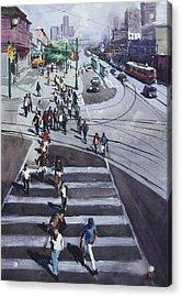 Urban_4 Acrylic Print