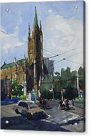 Urban_5 Acrylic Print