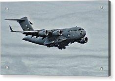 Us Air Force C17 Acrylic Print