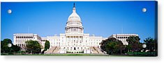 Us Capitol, Washington Dc, District Of Acrylic Print