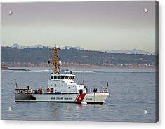 U.s. Coast Guard Cutter - Hawksbill Acrylic Print