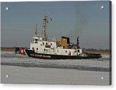 Us Coast Guard Acrylic Print