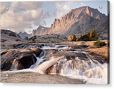 Usa, Bridger National Forest, Bridger Acrylic Print