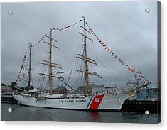 Usa Coast Guard Acrylic Print