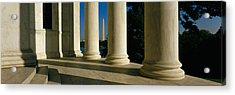 Usa, District Of Columbia, Jefferson Acrylic Print by Panoramic Images