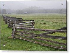 Usa, Idaho, Sawtooth Mountains Acrylic Print by Jaynes Gallery