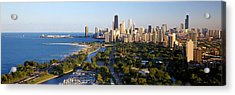 Usa, Illinois, Chicago Acrylic Print by Panoramic Images