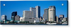 Usa, Louisiana, New Orleans Acrylic Print by Panoramic Images