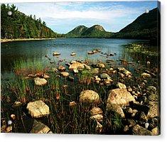 Usa, Maine, Acadia National Park, View Acrylic Print by Adam Jones