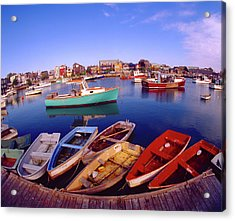 Usa, Maine, Rockport Acrylic Print by Jaynes Gallery