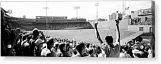 Usa, Massachusetts, Boston, Fenway Park Acrylic Print by Panoramic Images