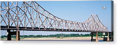 Usa, Missouri, St. Louis, Martin Luther Acrylic Print by Panoramic Images