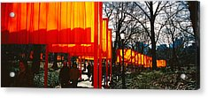 Usa, New York, New York City, Central Acrylic Print by Panoramic Images