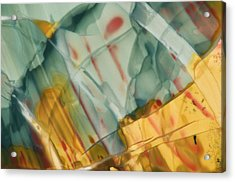 Usa, Oregon, Owyhee River Valley Acrylic Print