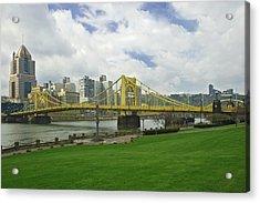 Usa, Pennsylvania, Pittsburgh Acrylic Print by Jaynes Gallery