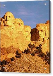 Usa, South Dakota, Keystone, View Acrylic Print