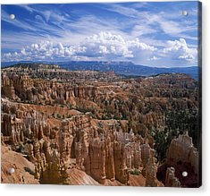 Usa, Utah, Bryce Canyon National Park Acrylic Print
