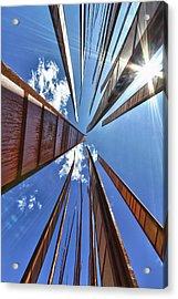Usa, Washington, Seattle Acrylic Print by Christopher Reed