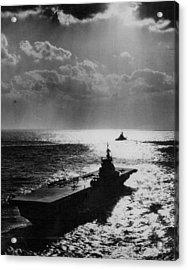 U.s.s. Philippine Sea Acrylic Print