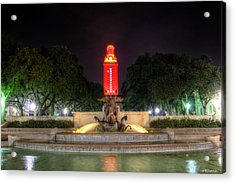 Ut Tower 1 Acrylic Print