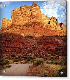 Utah In July Acrylic Print