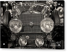 V16 Caddy Acrylic Print by Randall  Cogle