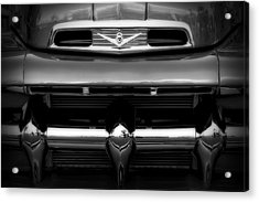 Acrylic Print featuring the photograph V8 Power by Steven Sparks
