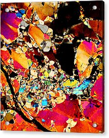 Melting Pot Acrylic Print