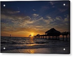 Vacation All I Ever Wanted Acrylic Print by Bill Cannon