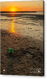 Acrylic Print featuring the photograph Vacation by Mike Ste Marie