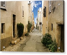 Valbonne - History And Charm  Acrylic Print