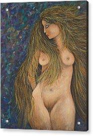 Valencina Acrylic Print by Natalie Holland