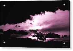 Valkyrie Sky Acrylic Print