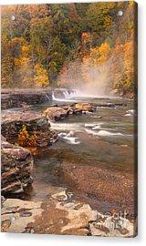 Valley Falls D30018830 Acrylic Print
