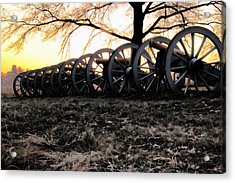 Valley Forge Thanksgiving 2012 Acrylic Print
