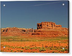 Valley Of The Gods - See What The Gods See Acrylic Print