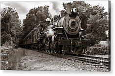 Valley Railroad Steam Train Acrylic Print
