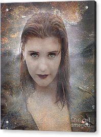 Vamp Acrylic Print by Bruce Stanfield