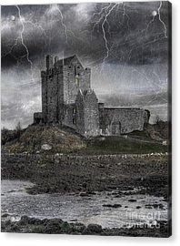 Vampire Castle Acrylic Print