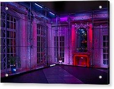 Vampire's Ballroom Acrylic Print by Peter Benkmann