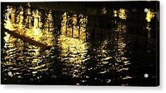 Van Go Nights Acrylic Print by Scott Ware