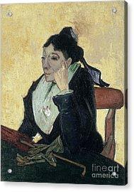 Van Gogh Larlesienne 1888 Acrylic Print by Granger