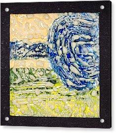 Van Gogh Sky Acrylic Print