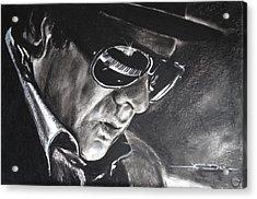 Van Morrison -  Belfast Cowboy Acrylic Print