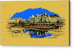 Vancouver Art 001 Acrylic Print by Catf