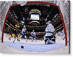 Vancouver Canucks V Boston Bruins - Game Six Acrylic Print by Elsa