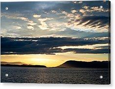 Vancouver Island Sunset Acrylic Print